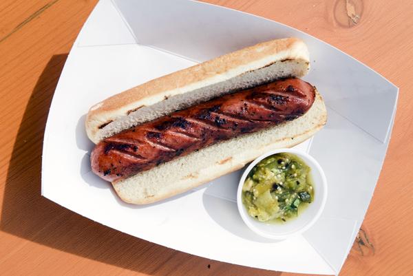 barge hotdog